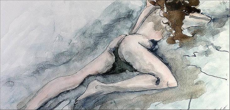 Sleeping by Natalia Stahl