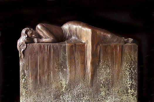 Sleeping Woman by Mary Buckman