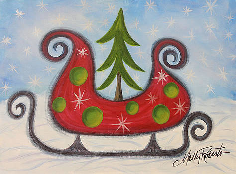 Sleigh Ride by Molly Roberts