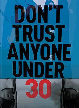 Slogan Modern poster  by Tolga Ozcelik