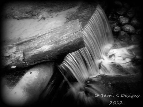 Small Falls by Terri K Designs