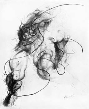 Small Ignudo 19 by Richard Claraval