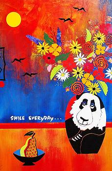 Smile Everyday by Charleen Martin