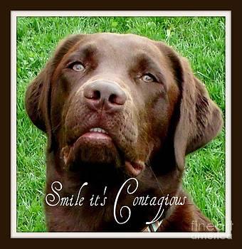 Gail Matthews - Smile it is Contagious
