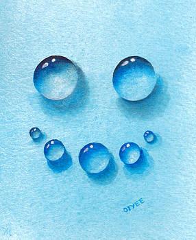 Oiyee  At Oystudio - Smiley Water Drops