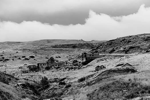 Smith Mine Bearcreek MT by Troy Montemayor