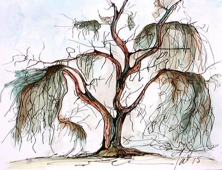 Smoke Tree by Pat Purdy