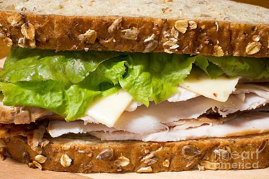Edward Fielding - Smoked Turkey Sandwich