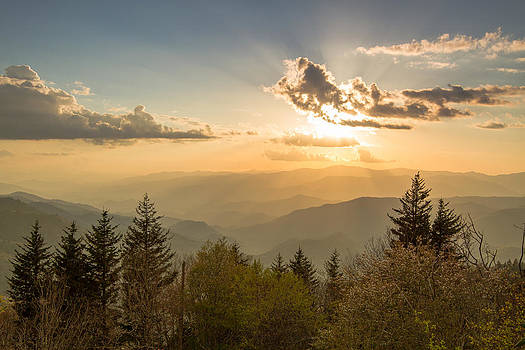 Smoky Mountain Splendor by Doug McPherson