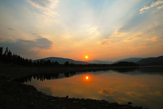 Smoky sunrise by Bob Berwyn