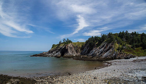 Smuggles Cove by Darren Langlois