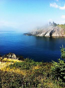 Smugler's Cove N.S. by Pierre Labrosse