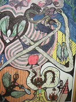 Snakes by Jonathon Hansen