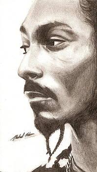 Snoop Dogg by Michael Mestas