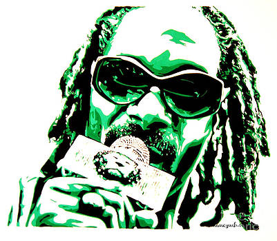 Snoop Lion by Nancy Mergybrower