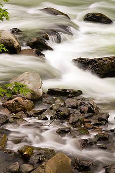 Snoqualmie River Washington by Bob Noble Photography