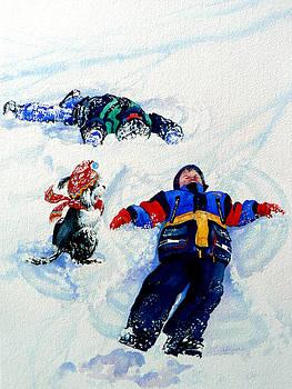 Hanne Lore Koehler - Snow Angels