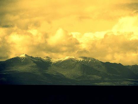 Snow arran by John Morris