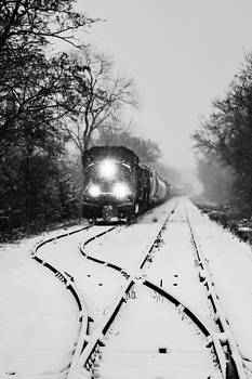 Snow Bound by Jim Nelson