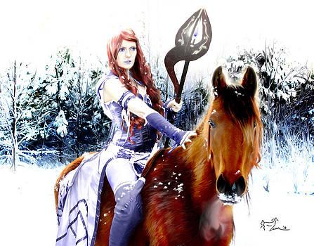 Snow Queen by Lisa Nadler