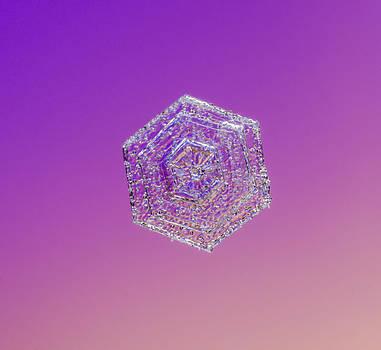 Tom Biegalski - Snowflake base crystal