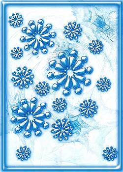 Anastasiya Malakhova - Snowflakes