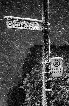 Arkady Kunysz - Snowstorm