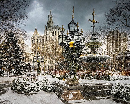 Chris Lord - Snowstorm At City Hall