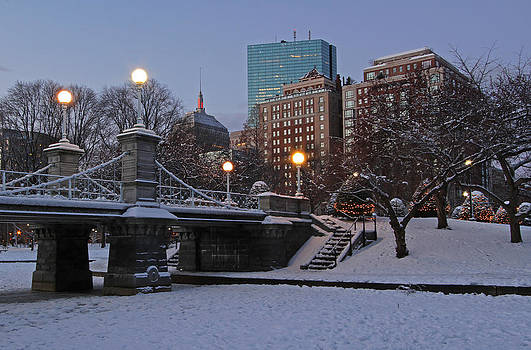 Juergen Roth - Snowy Boston