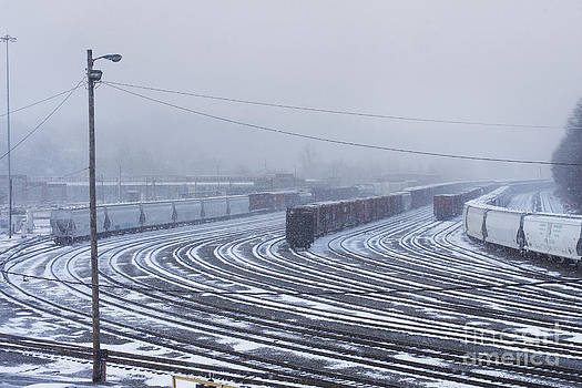 Jonathan Welch - Snowy Tracks