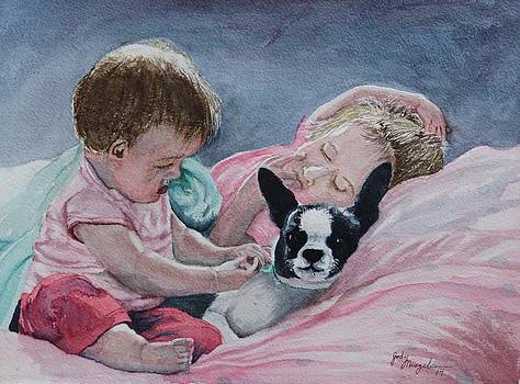 Snuggled In by Jody Neugebauer