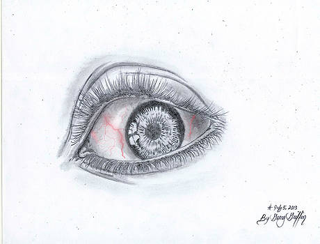 So Sad-C Eyes by Gerald Griffin