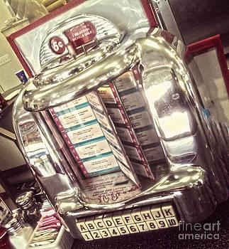 Gregory Dyer - Soda Fountain Juke Box