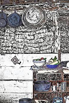 Judy Hall-Folde - Sodhouse Kitchen