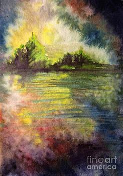 Soft Reflect by Allison Ashton