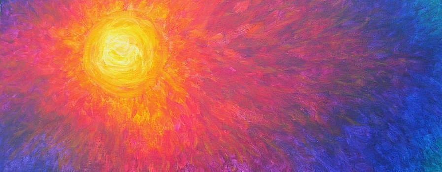 Solar Blaze by Betsy Moran