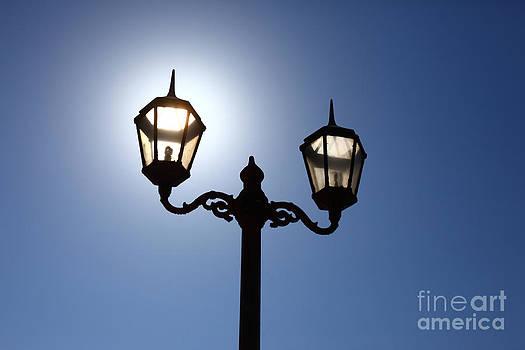 James Brunker - Solar Powered Lighting