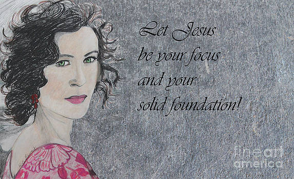 Kate Farrant - Jesus Solid Foundation