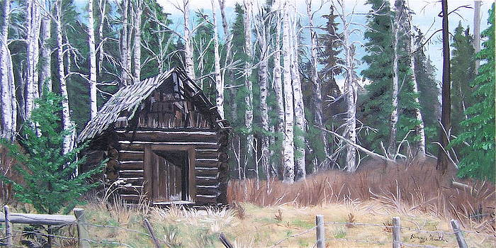 Solitude by Bonnie Heather