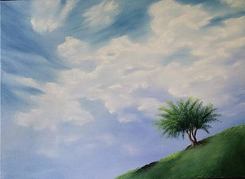 Solitude by Jessica Fleurentin