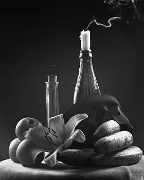 Solo ecstasy  by Marcio Faustino