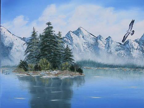 Solo Flight by Linda Koch