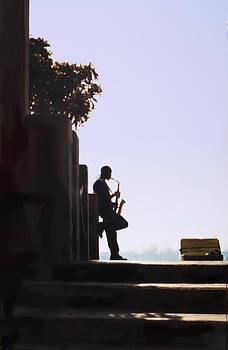 Diane Merkle - Solo Sax