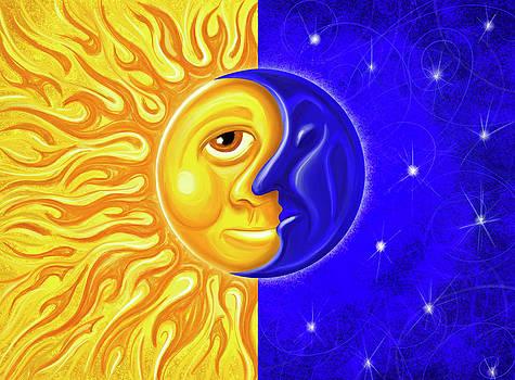 Solstice Greeting by David Kyte