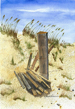 Some Beach by Robert  ARTSYBOB Havens