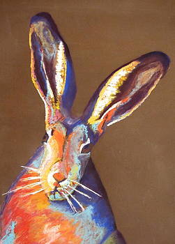 Some Bunnie at Easter by Holly Wright
