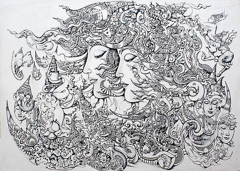 Something by Kritsana Tasingh