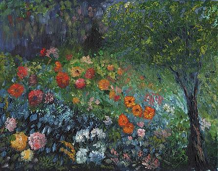Somewhere a Garden by William Killen