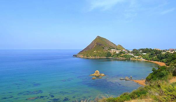 Algeria- djidjelli coast by Riad Belhimer