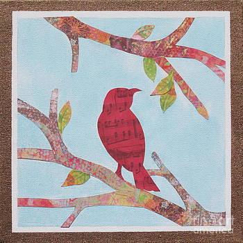 Song Bird 1 by Deborah Ronglien
